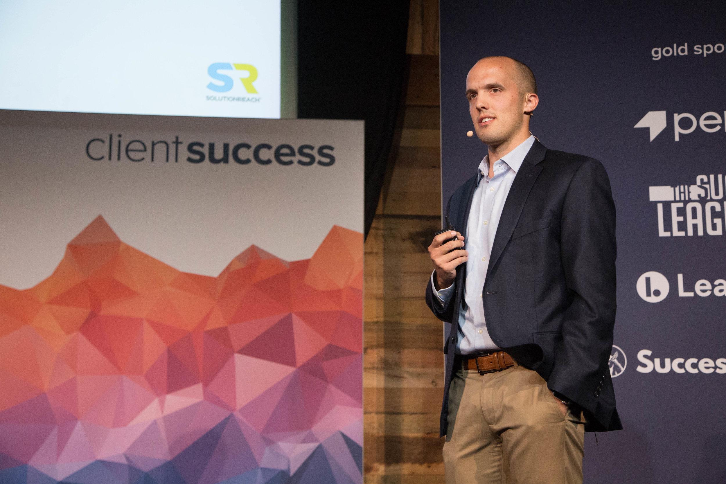 Tom Sorber - Innovation: Customer Success TrackView Presentation