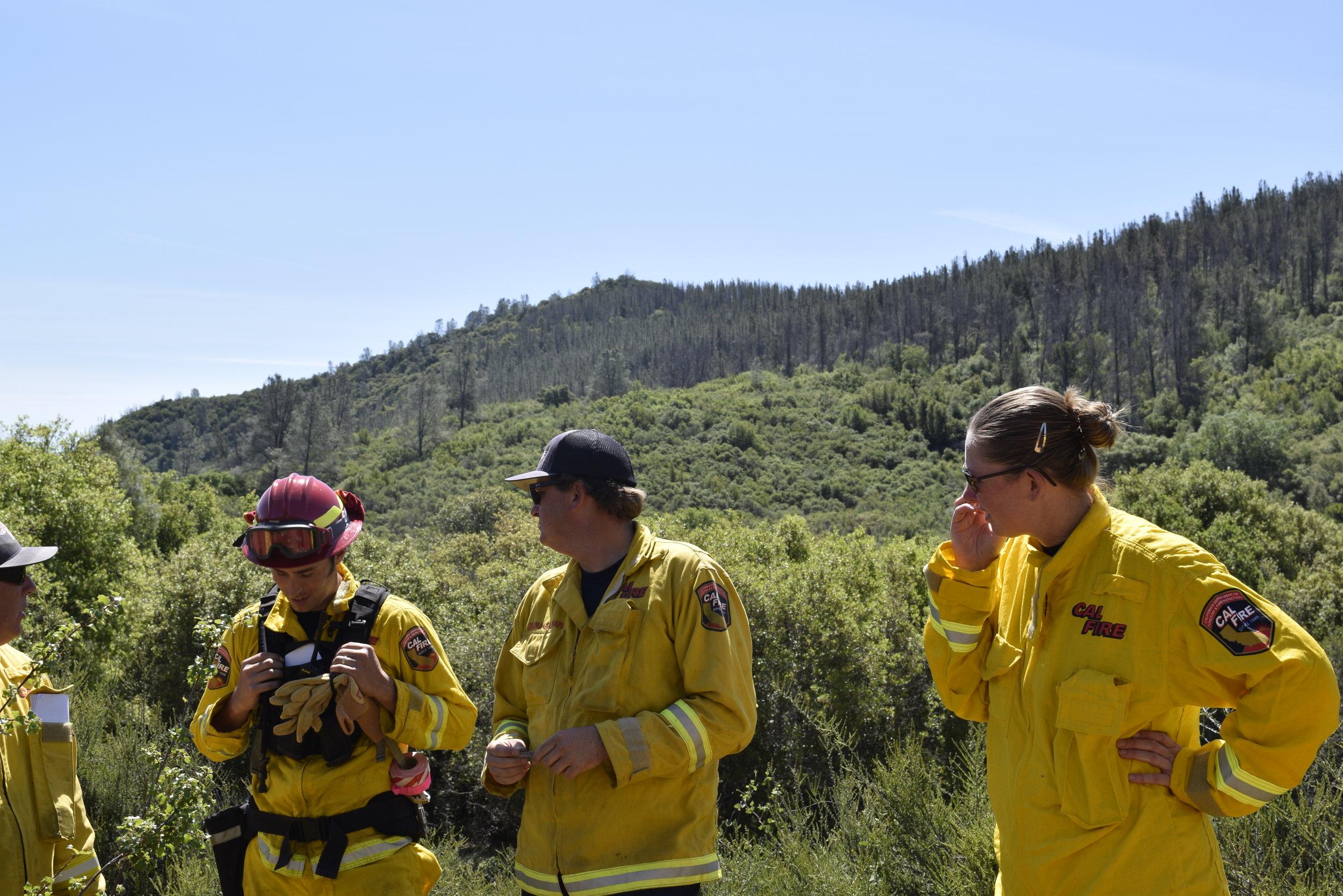 Cal Fire - Sonoma-Lake-Napa Unit