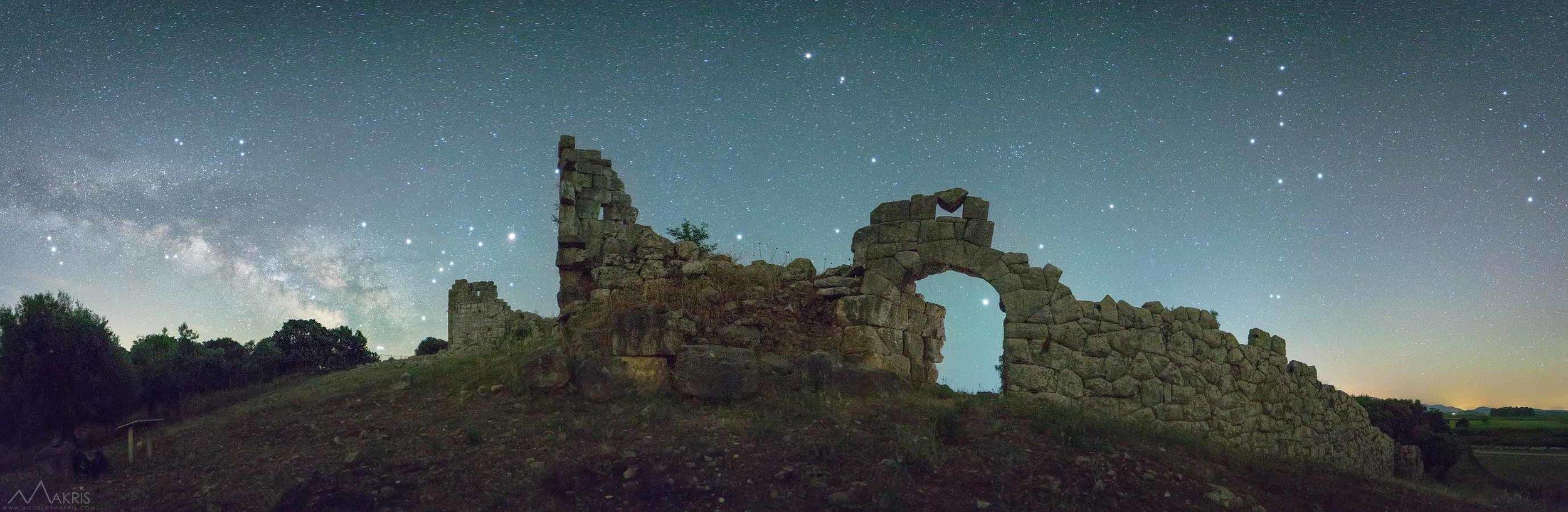Αρχαίο κάστρο Τρικάρδου (2500 ετών)