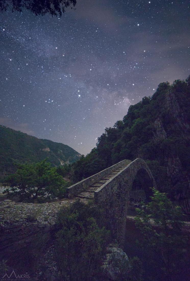 Πέτρινο γεφύρι 1400 ετών