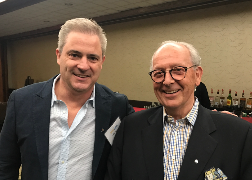 Meeting the Investment Master Chuck Akre, Omaha 2018
