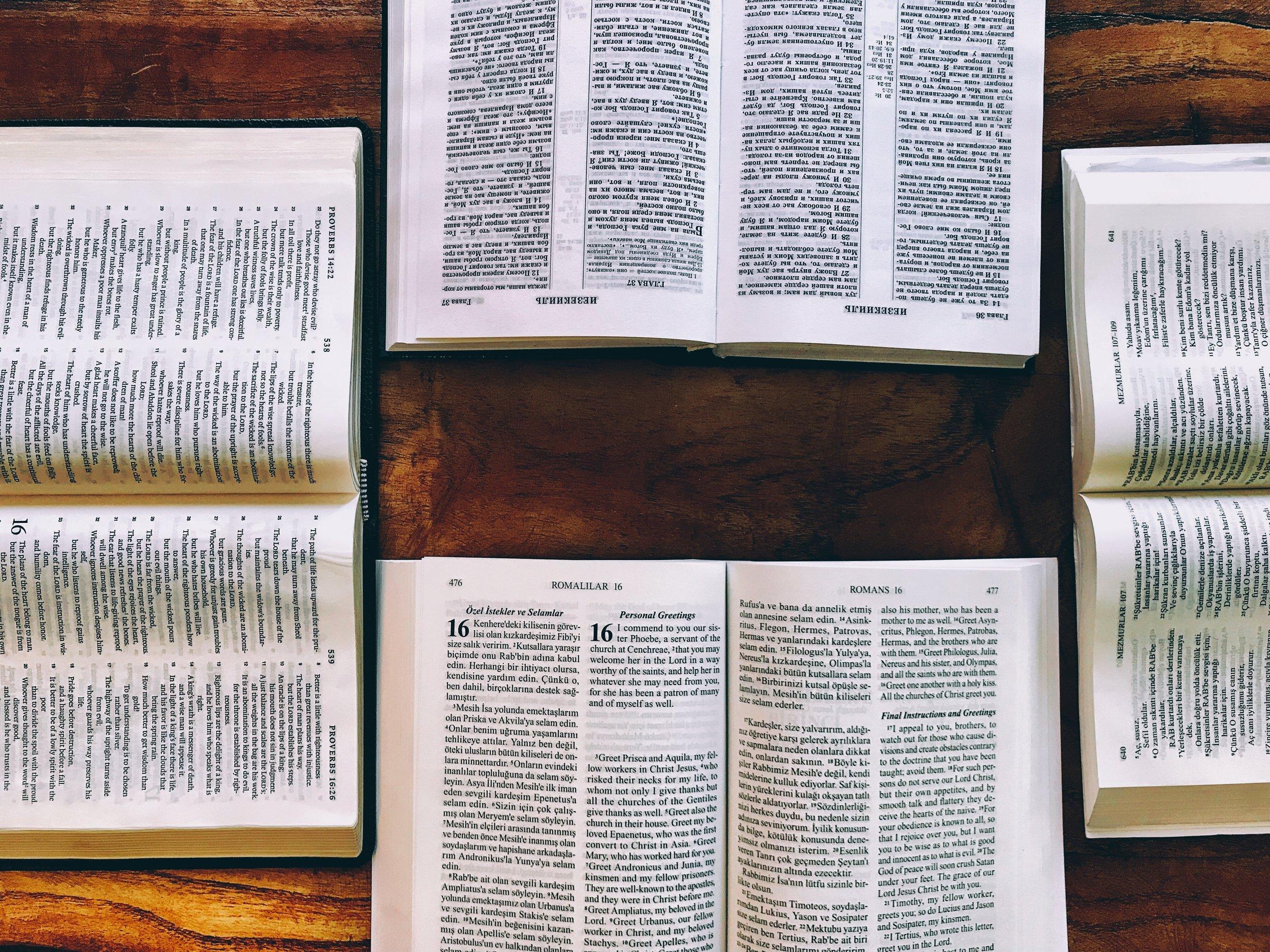 FHK Bibles