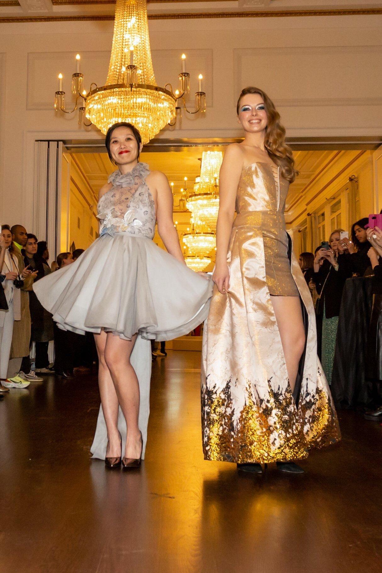 London Fashion Week Fall 2020 Shelli Oh
