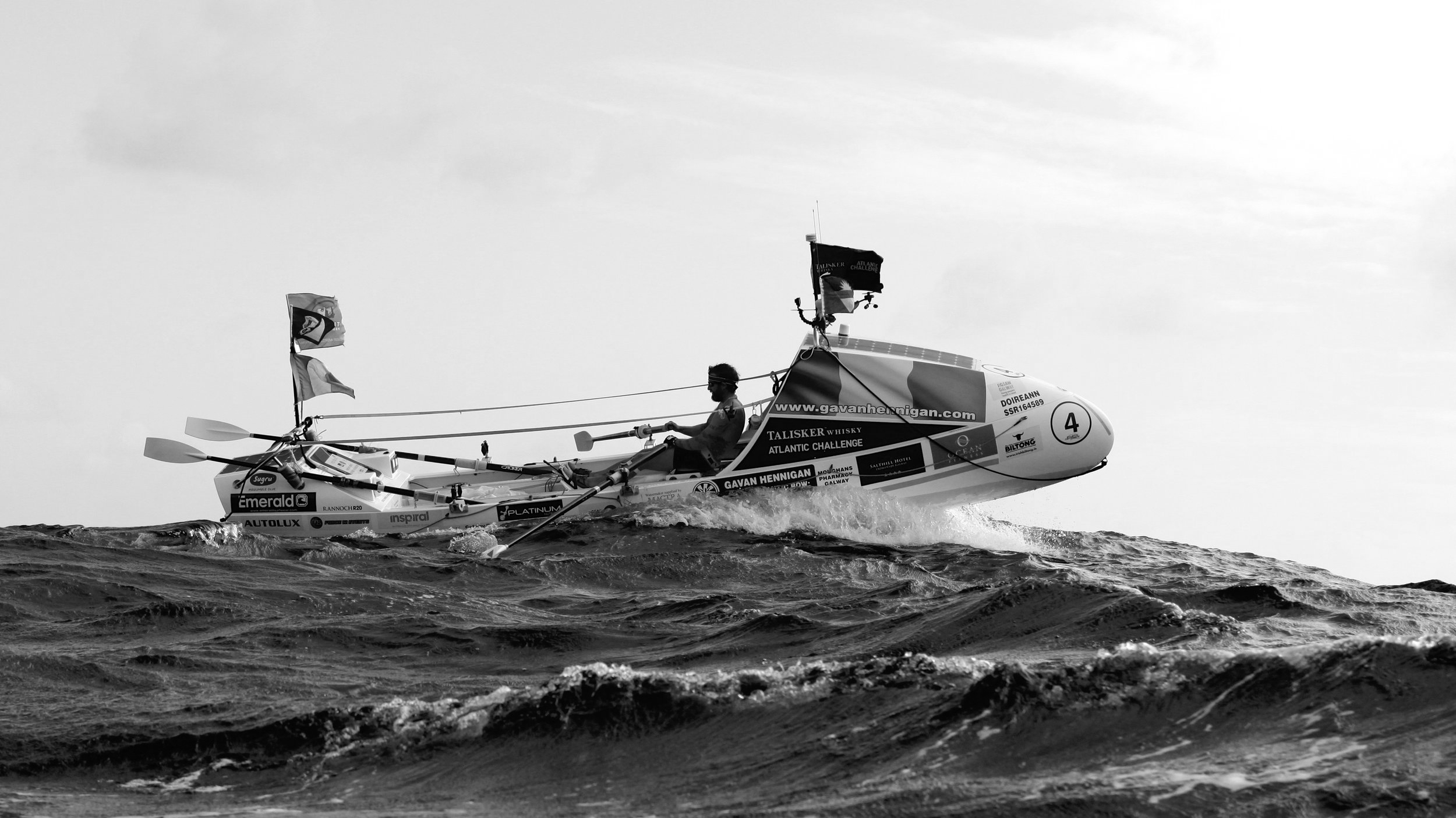 Solo Trans-Atlantic Row