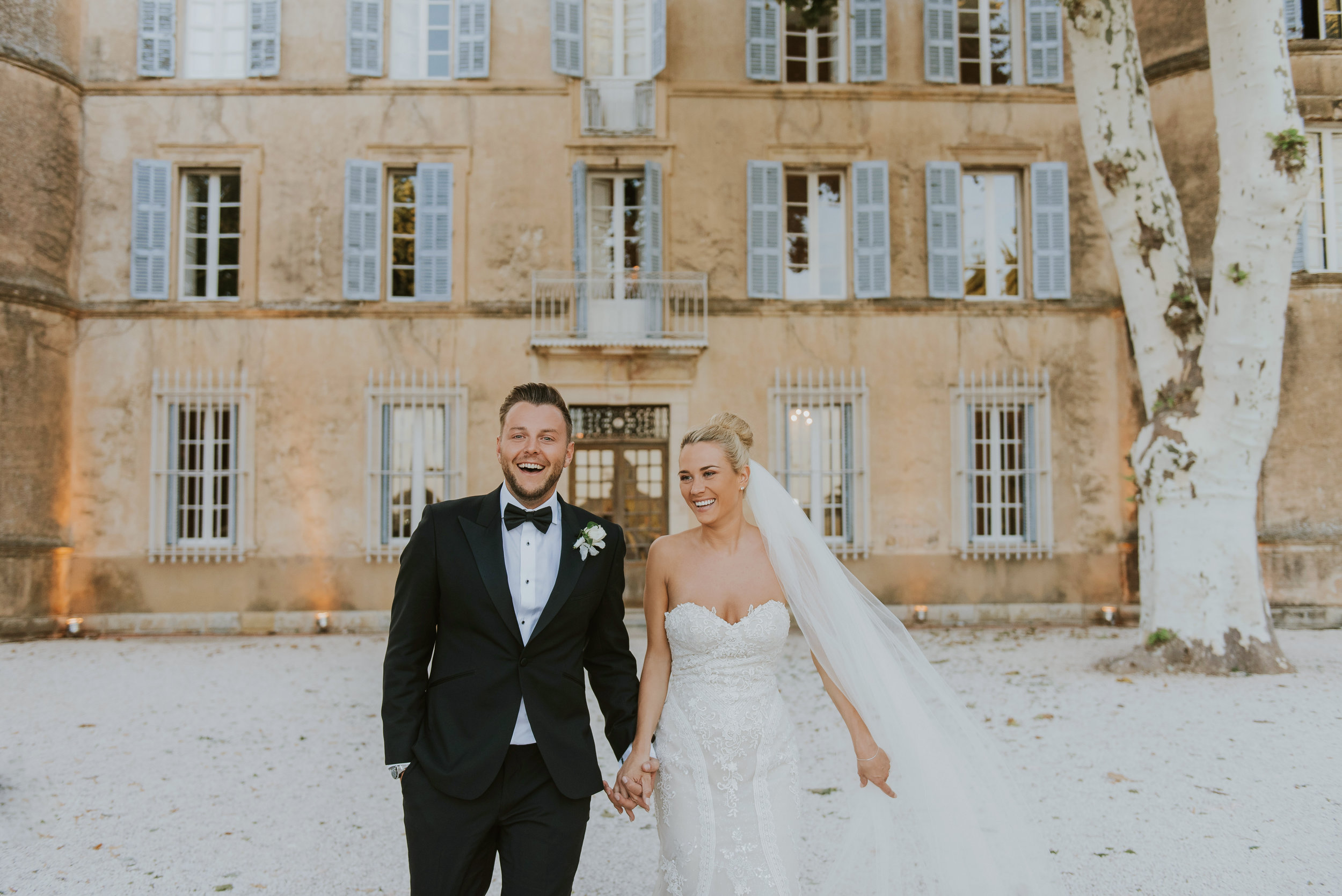 Chateau de Robernier Weddings