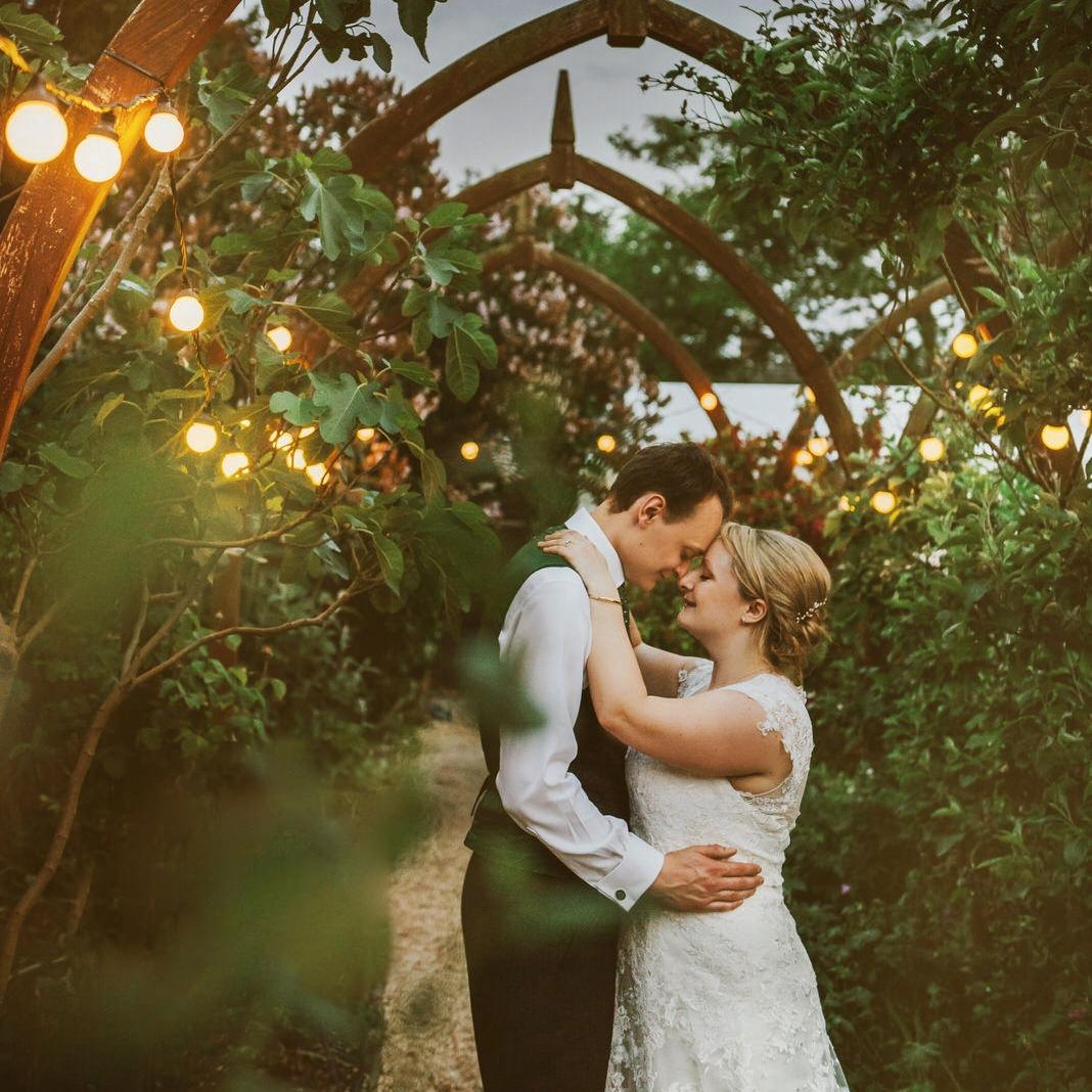 Garden Marquee Wedding Photographer