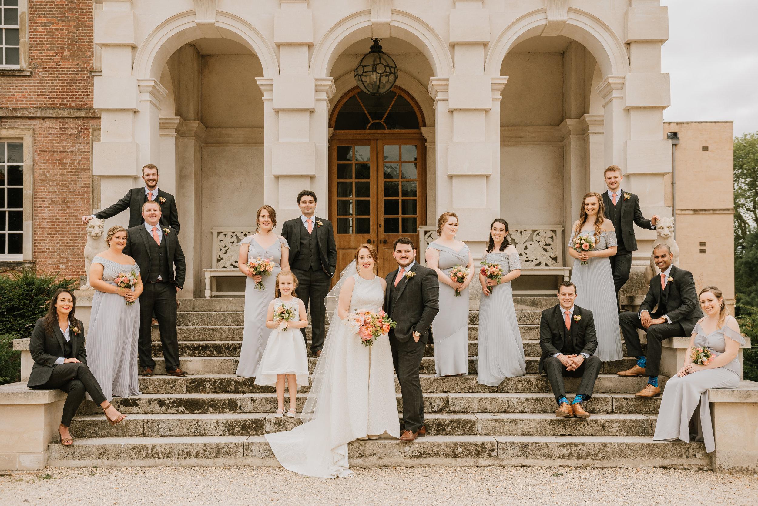 St Giles Wedding Photographer