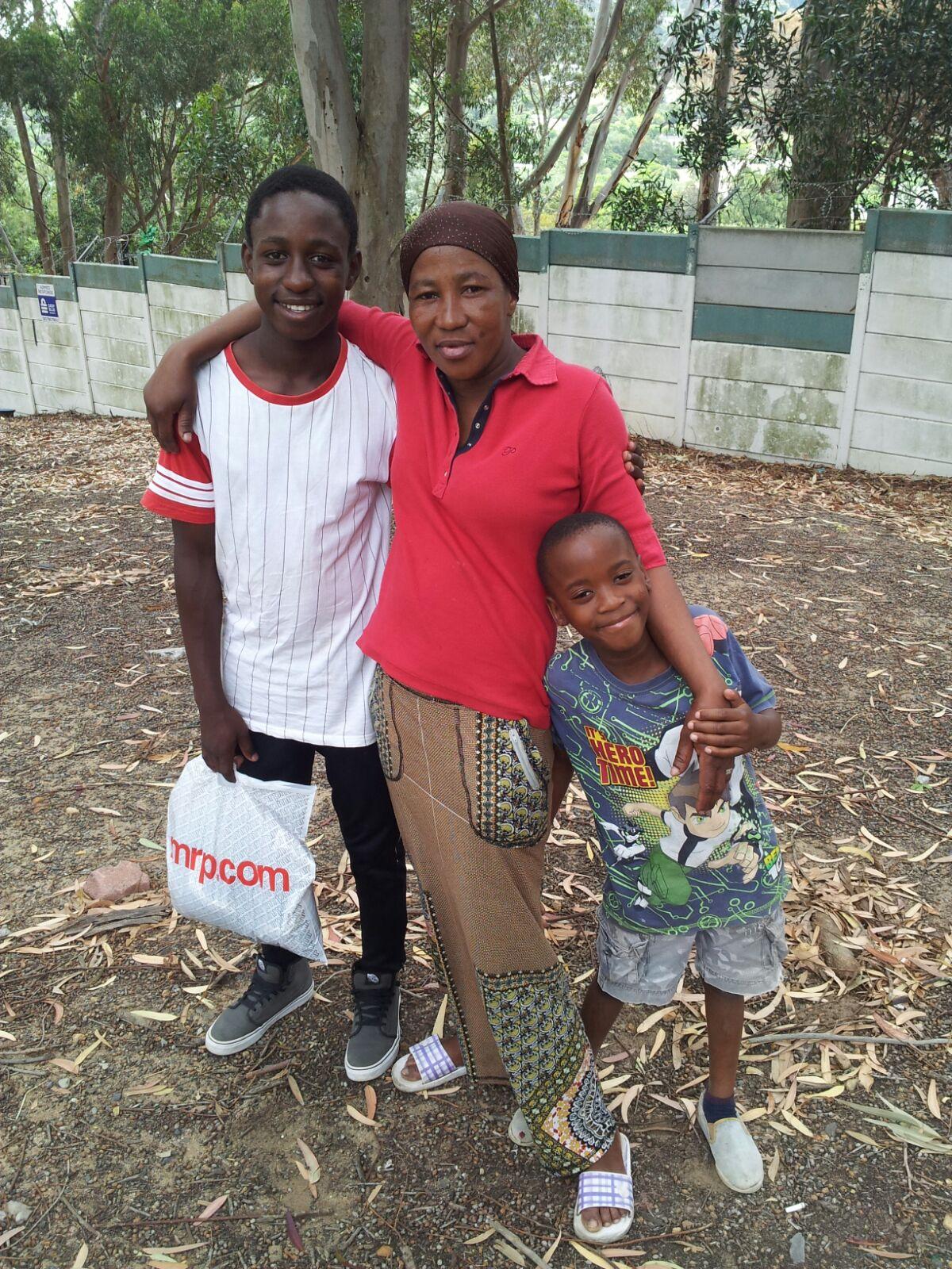 Zube, Ncedeca, Nkosinathi 2015.jpg