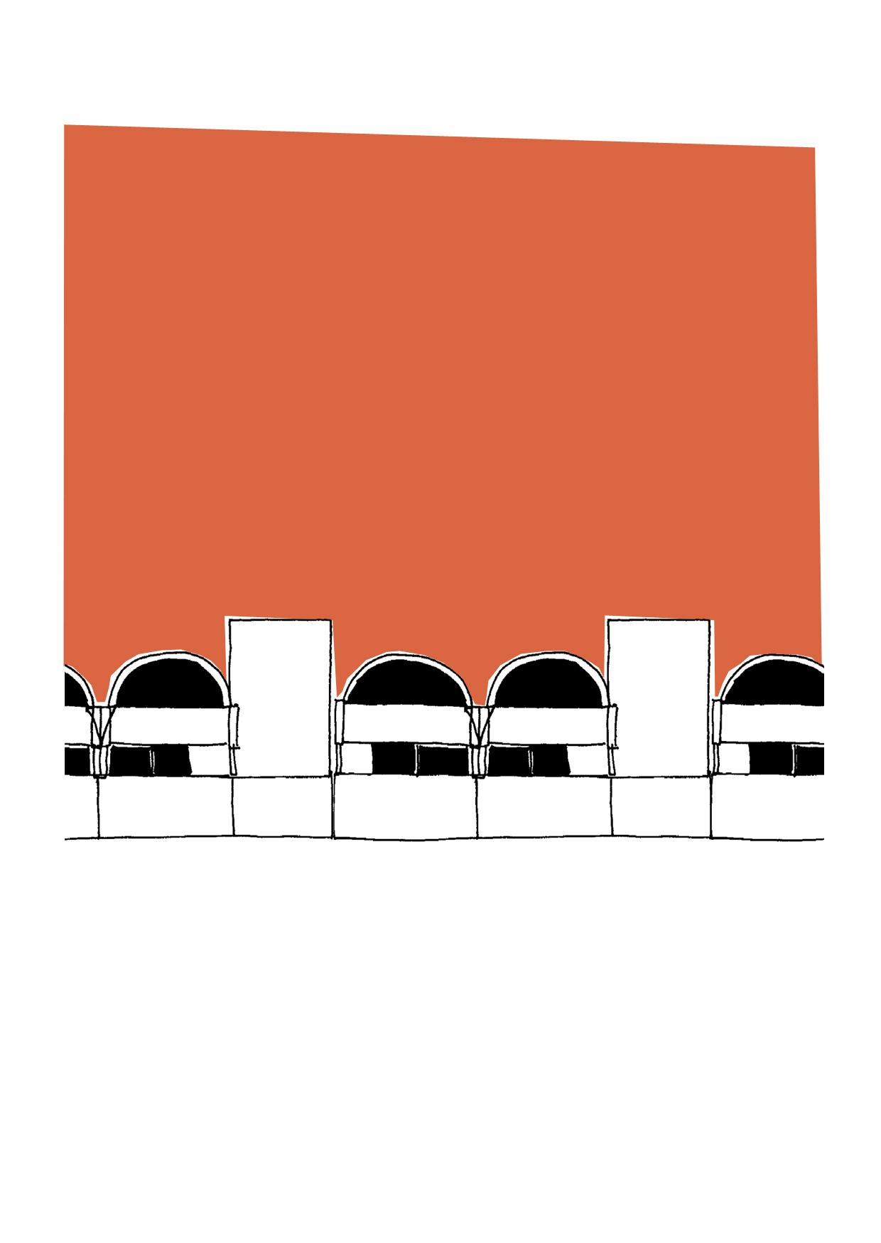 Barbican Print