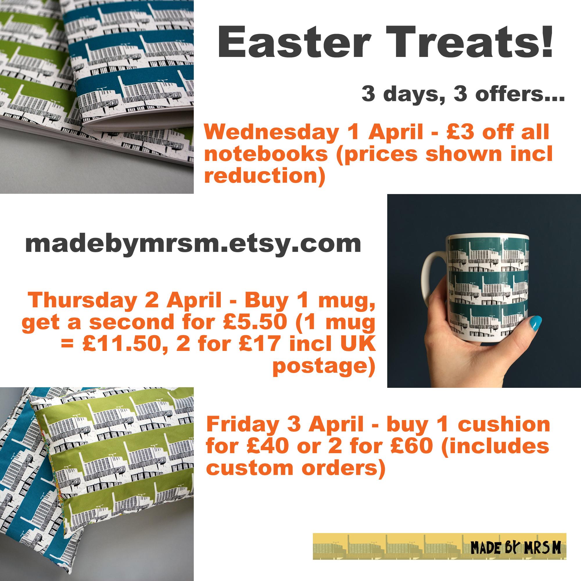 Easter Treats Main