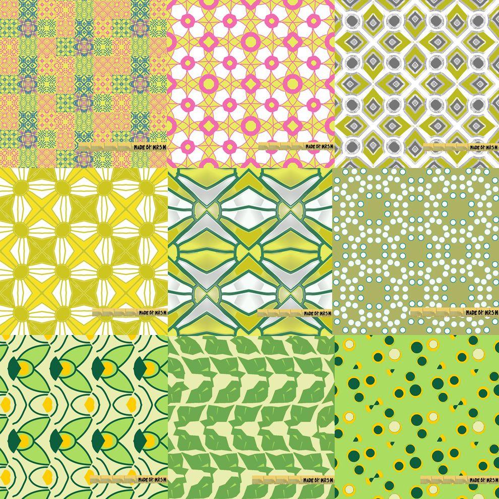 Pattern Montage 1
