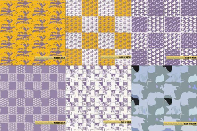 Pattern Montage 10