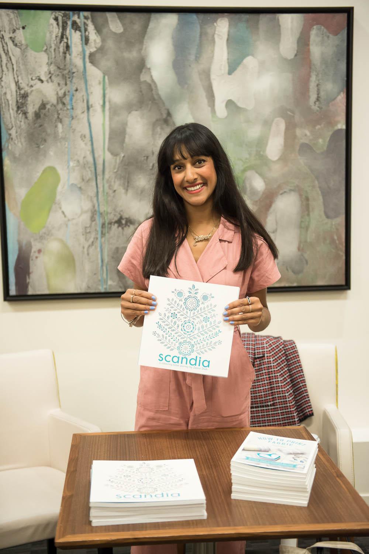 Zeena Shah -  Image (c) Mollie Makes
