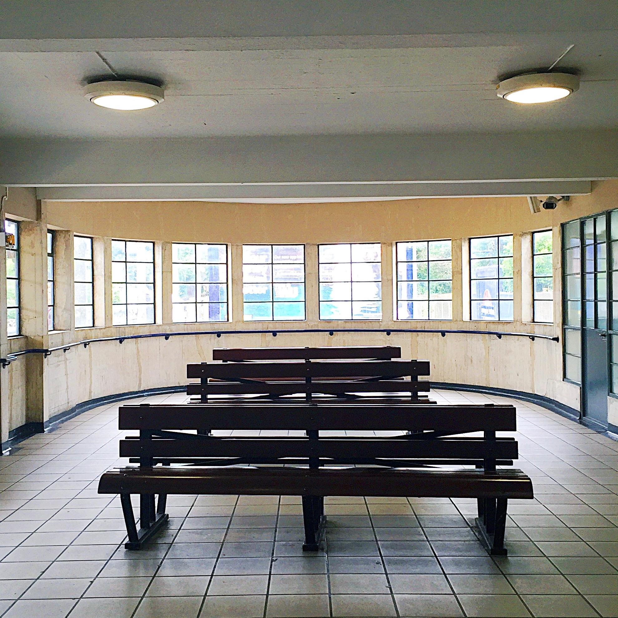 Waiting Room at Sudbury Town.