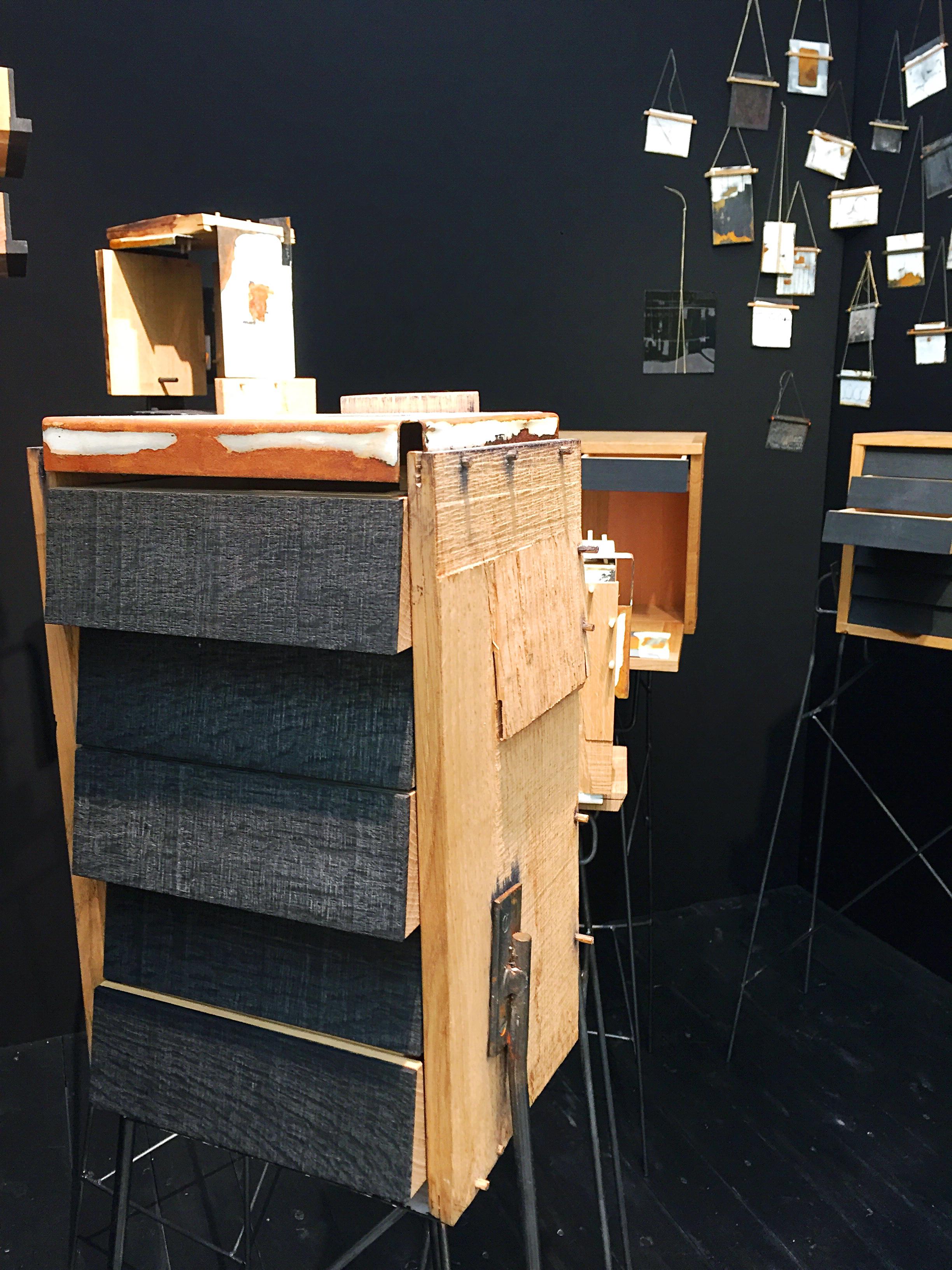David Gates at Sarah Myerscough Gallery