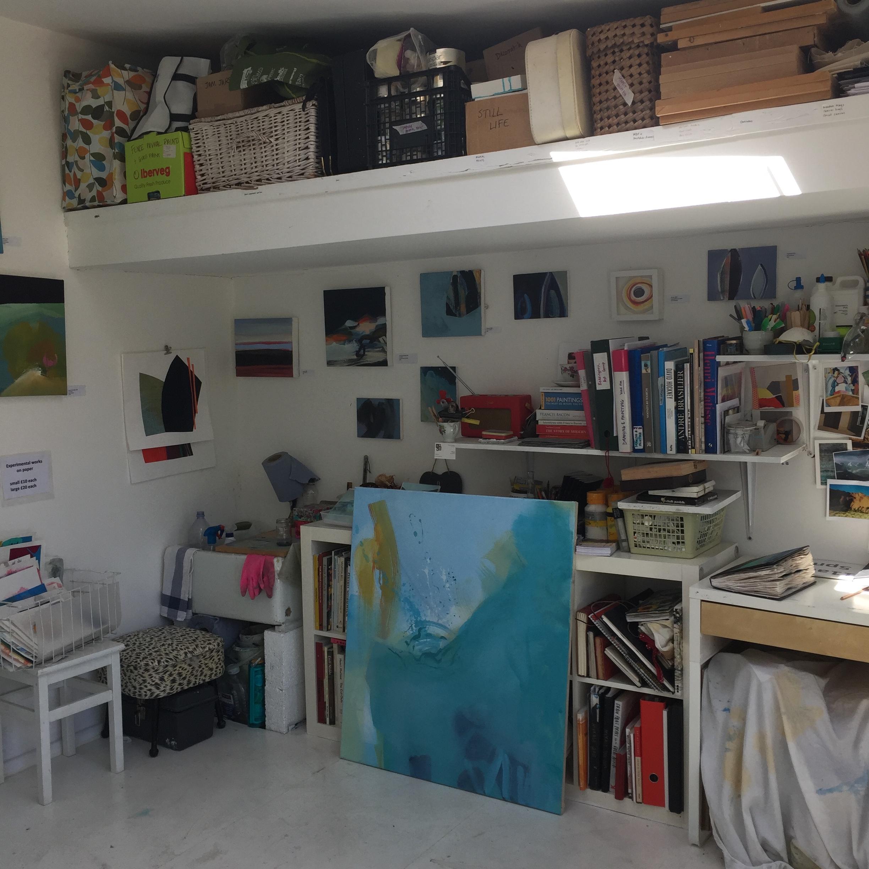 Claire Chandler's Studio