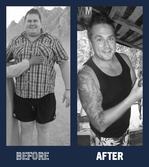 10 STONE IN 10 MONTHS - At some point, you get to a stage where you know you need to make a change. Peter's transformation is nothing short of exceptional. He lost a whopping 10 stone in 10 months! At the end of 12 months, he dropped from 27 stone to 16 stone and 8lbs and was in the best shape of his life.