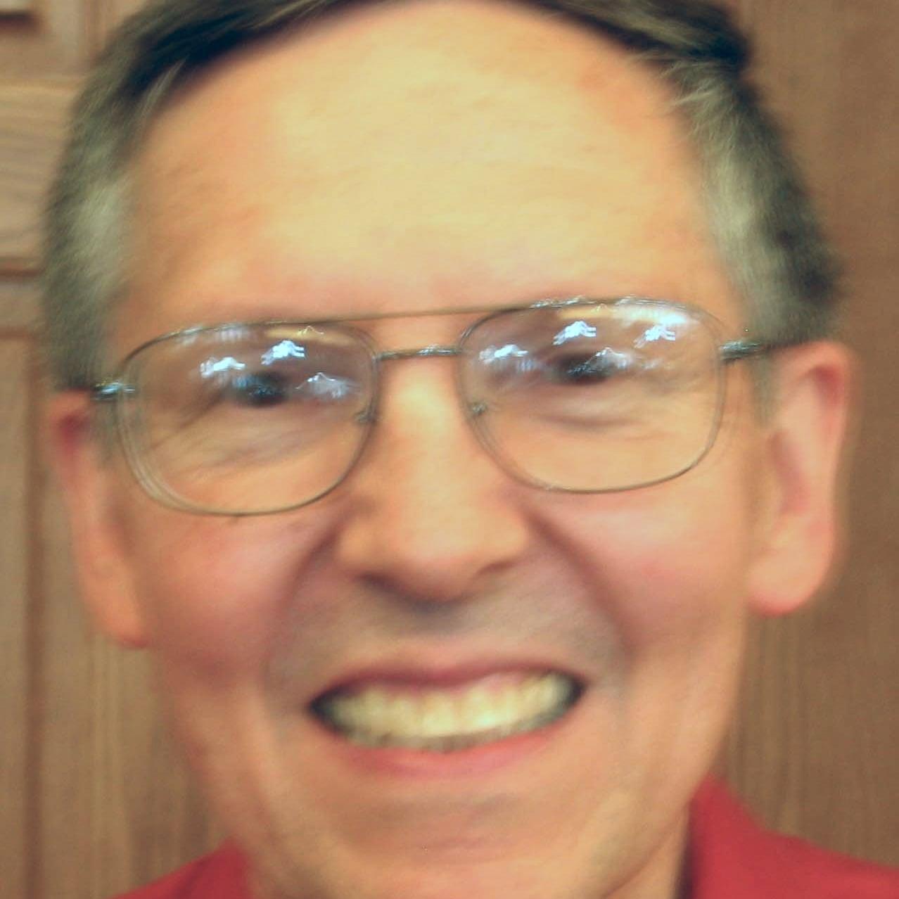 Tom Charles   Retired Associate Pastor