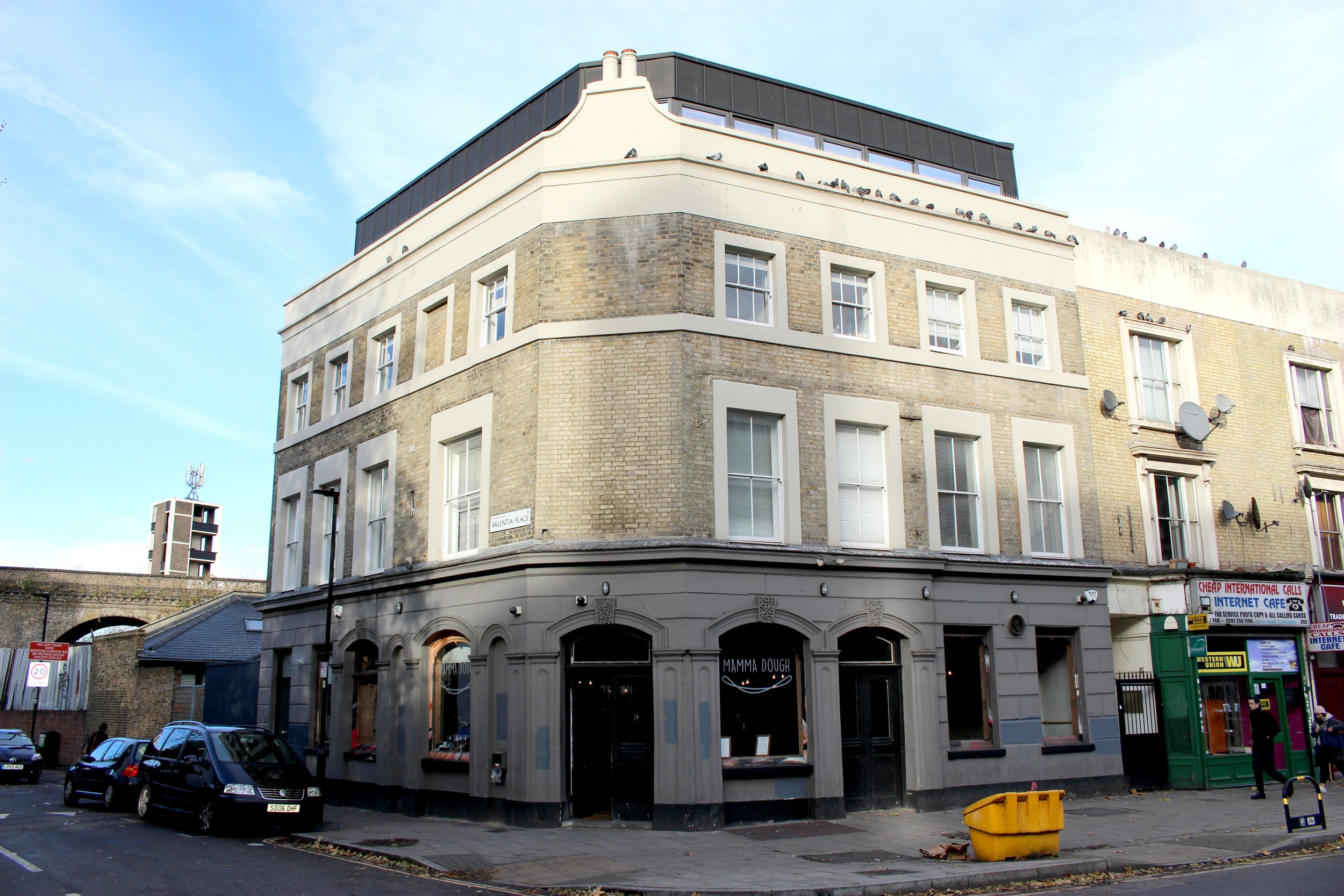 Former Angel Pub
