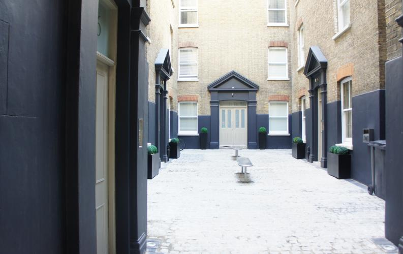 Clifton Mansions   Substantial Refurbishment of 22 self-contained apartments and 4 commercial units with focus on retaining existing desirable features whilst still providing a modern specification.