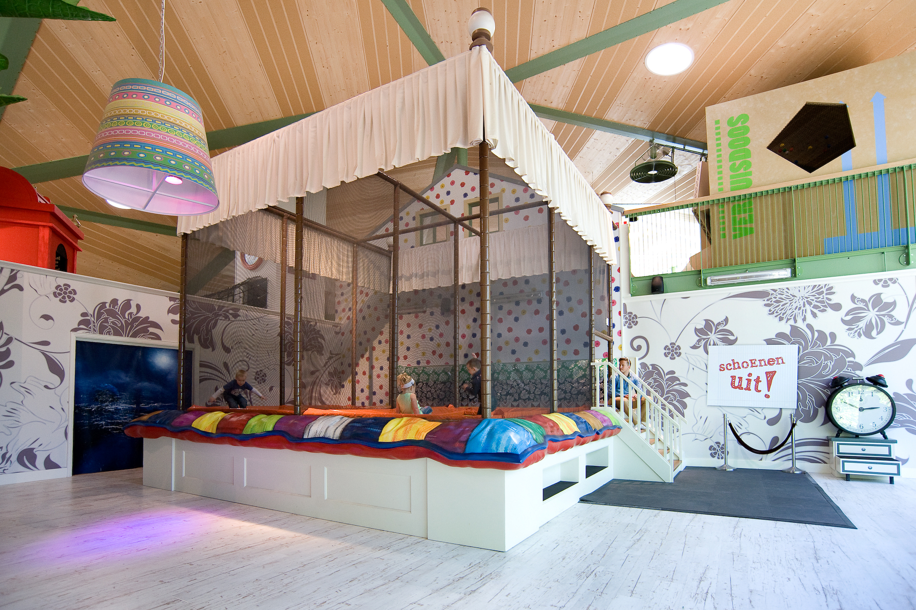 PLASWIJCK PARK <strong>| Larger than life custom indoor custom playground in Rotterdam, the Netherlands</strong>