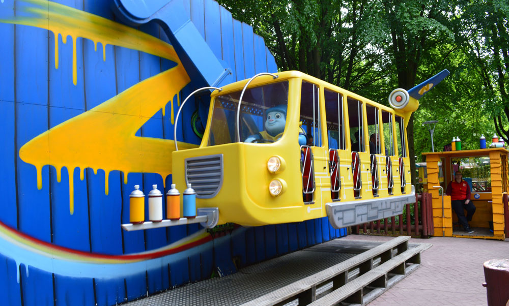 PLAYLAND WALIBI HOLLAND <strong>| Implementation of a new IP at Walibi Parks</strong>