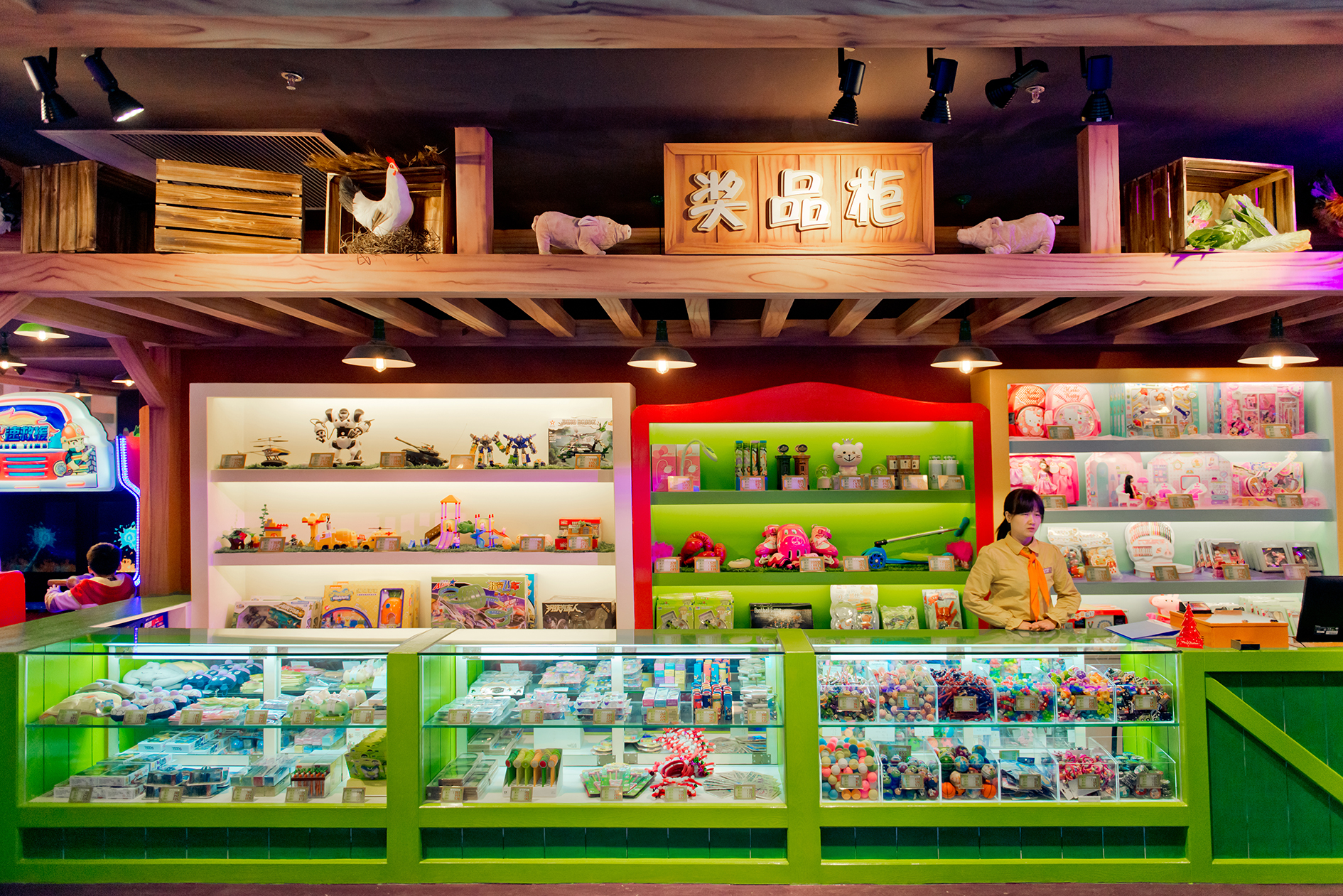 WONDERLAND FARM SHOP <strong>| A european farm styled shop with themed products</strong>