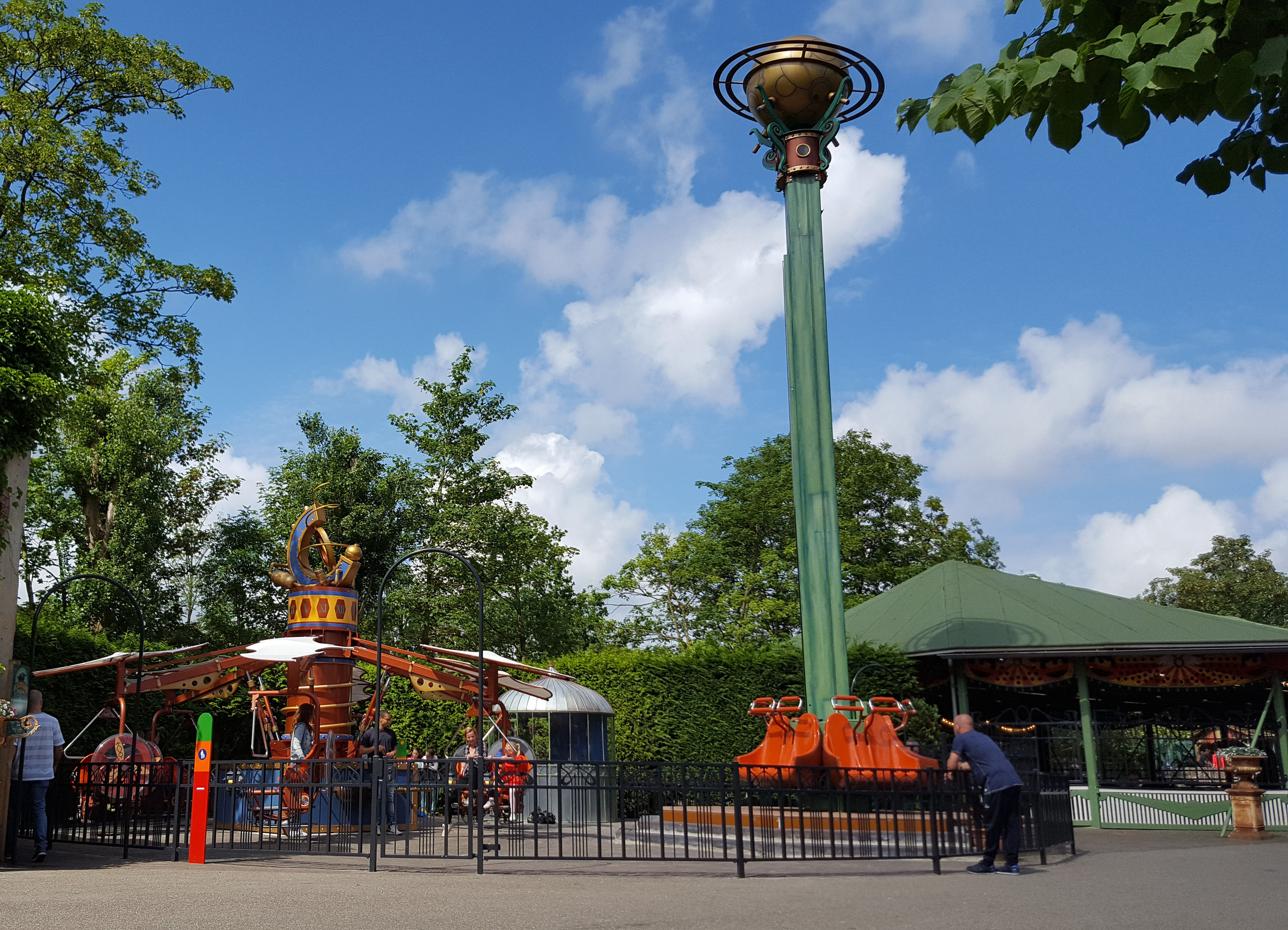 CHUTE & TIME MACHINE DRIEVLIET <strong>| Are you ready to try this whimsical World's Fair inventions?</strong>