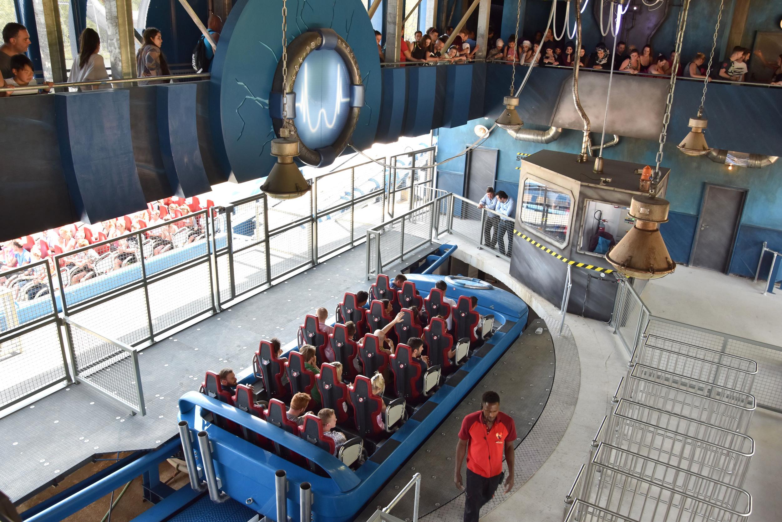 PULSAR WALIBI <strong>| Expansion of the theme park Walibi Belgium</strong>