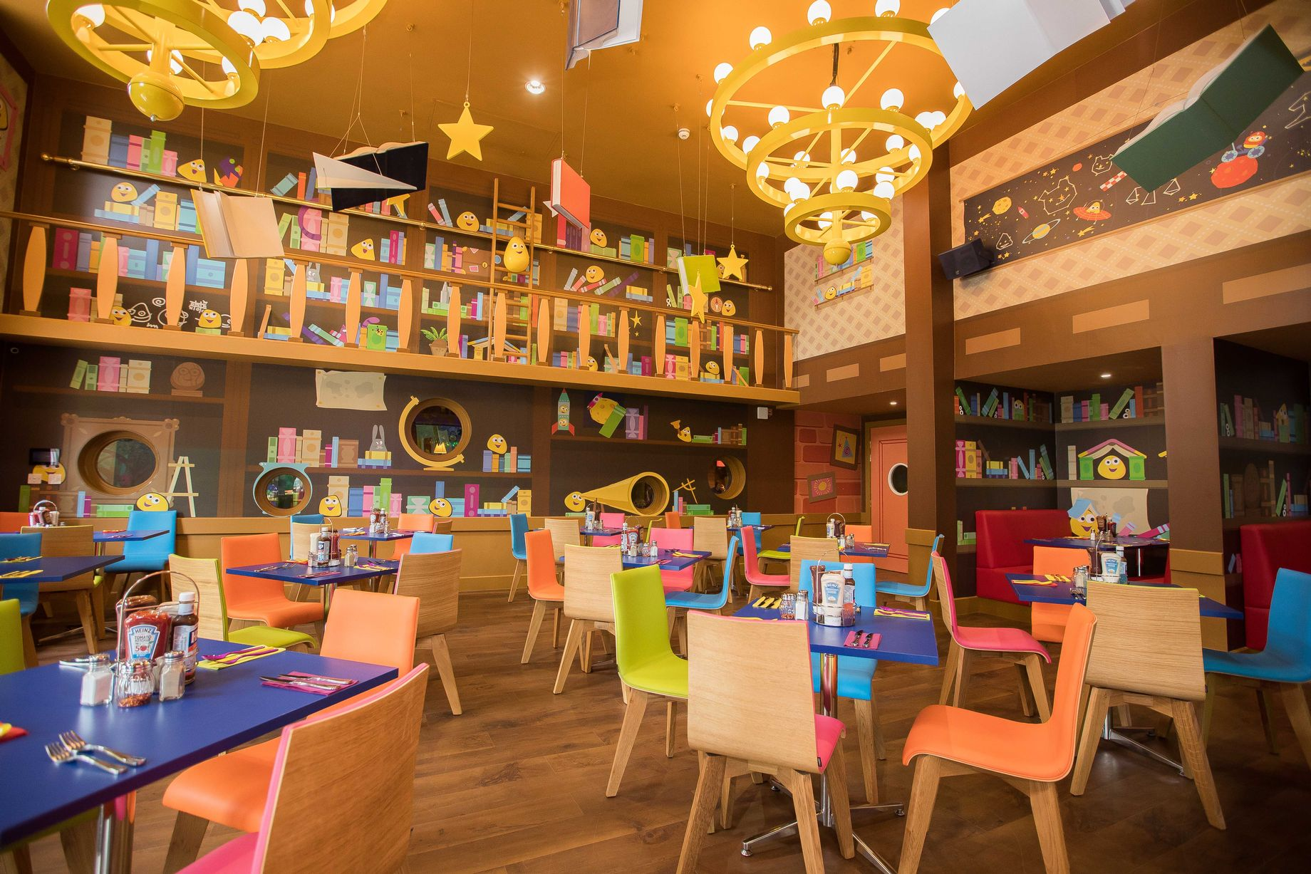 CBEEBIES LAND HOTEL RESTAURANT <strong>| Unique IP themed hotel for young families</strong>