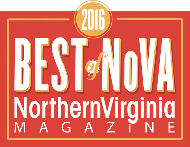 Thank you for voting Happy Paws Pet Nanny as the Best Dog Walker in Best of NOVA 2016!!