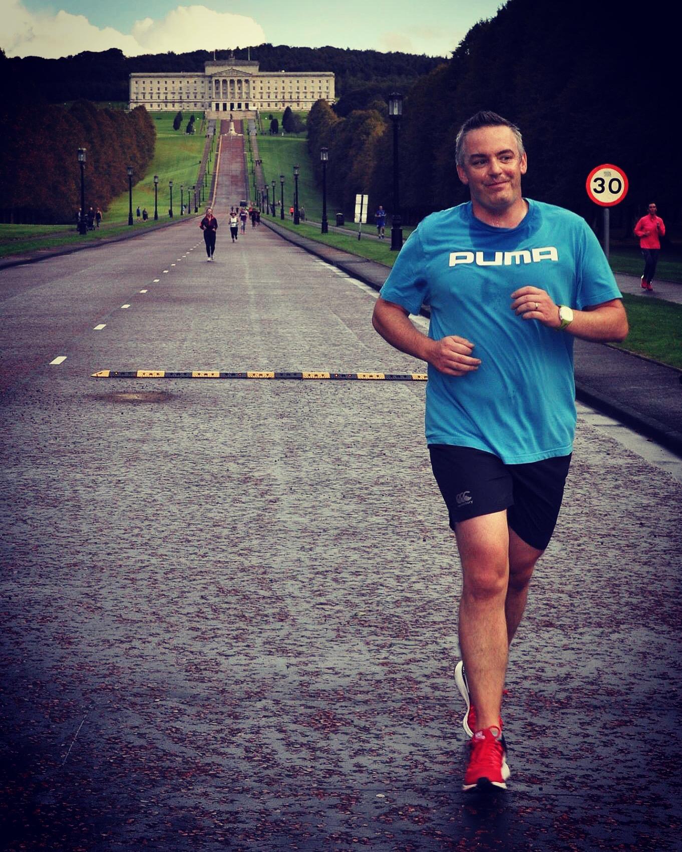 2016 London Marathon Runner Announced...