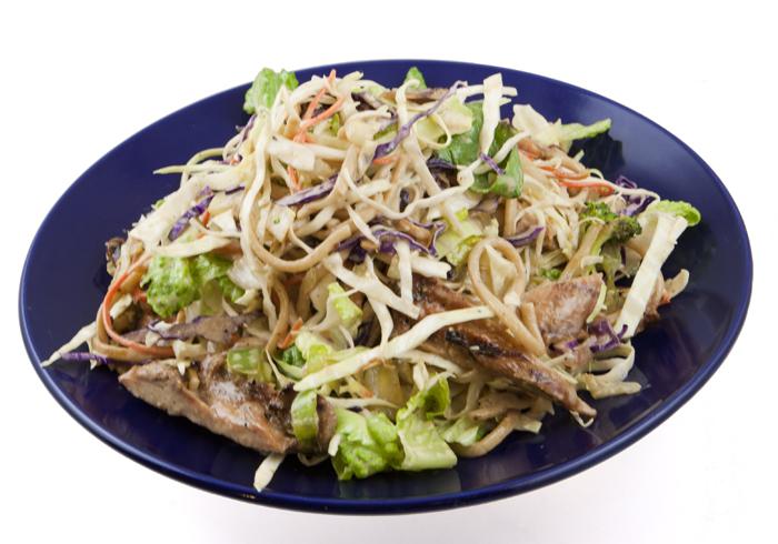 Happy Salad w/ Chicken