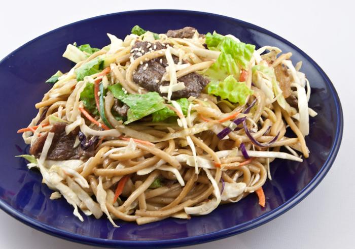 Happy Salad w/ Beef