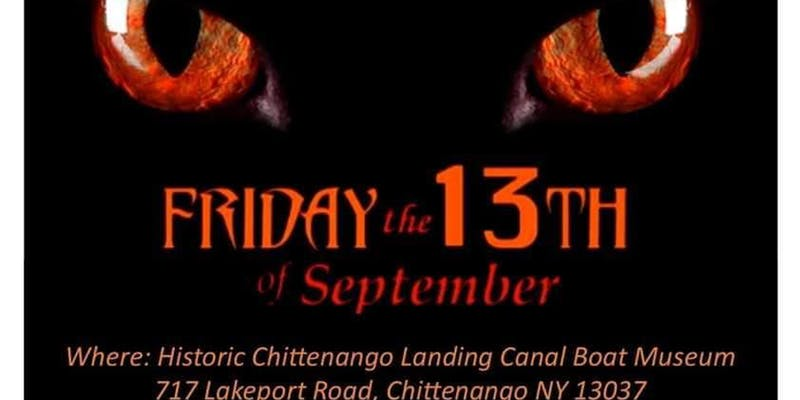 Hosted by: Chittenango Landing Canal Boat Museum