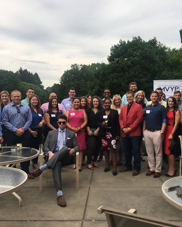 We had a great event at The Youngstown Country Club #golf #networking #youngprofessionals #business #food #wine #cigars #mahoningvalley #youngstown #ohio #professional