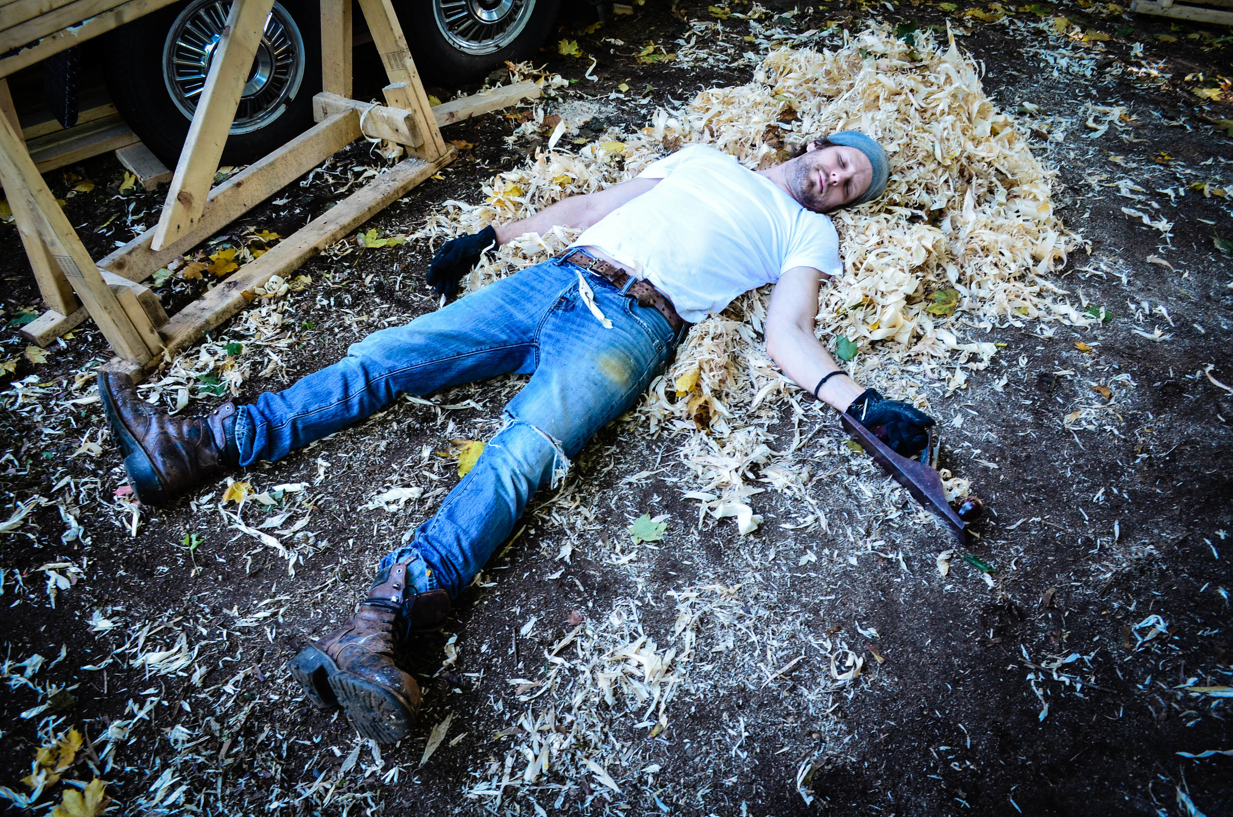 brandon after a long day of block planing the beams.jpg