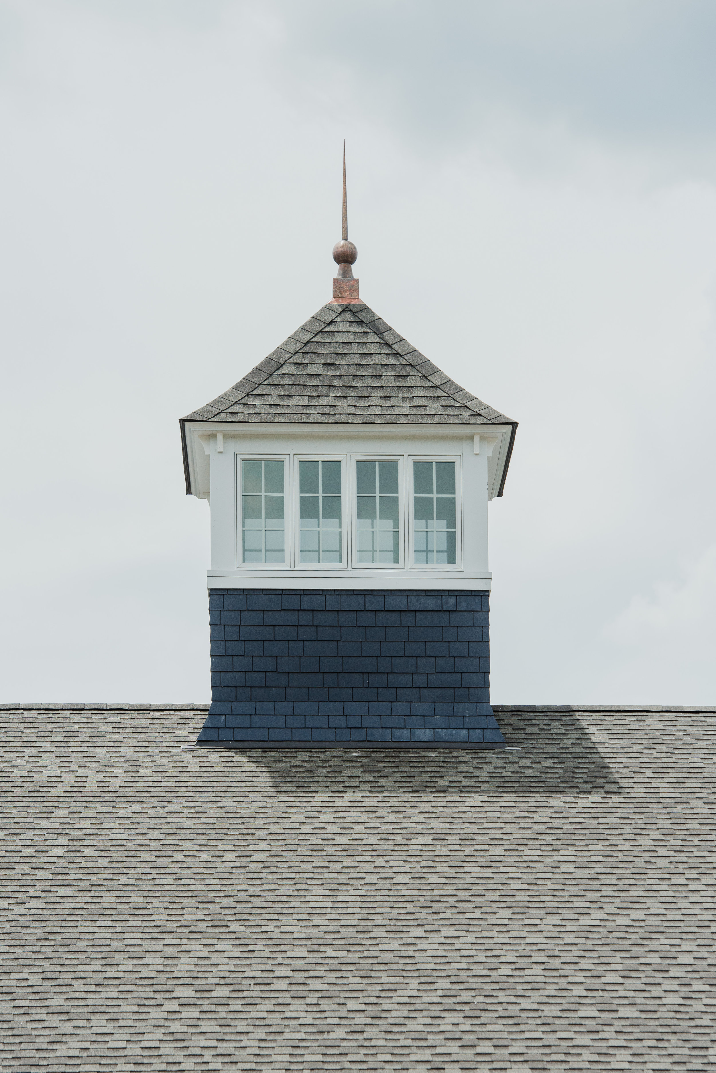roof spindle
