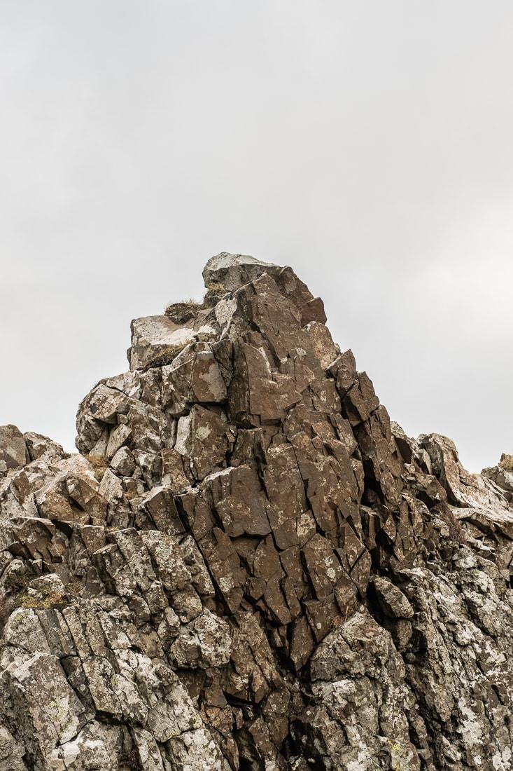 Rock detail, Quiriang –  Fujifilm X-Pro2  &  XF16-55mm WR  (1/125th, f5, ISO400)