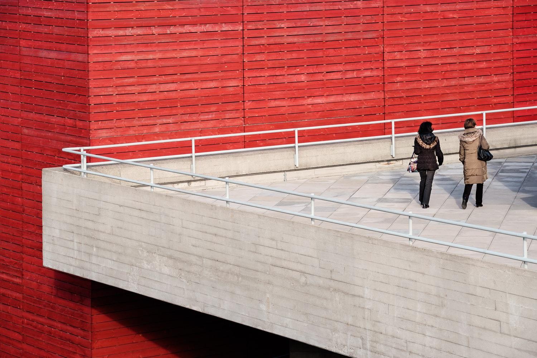 National Theatre, London -  Fujifilm X-T1  &  XF50-140mm F2.8 OIS