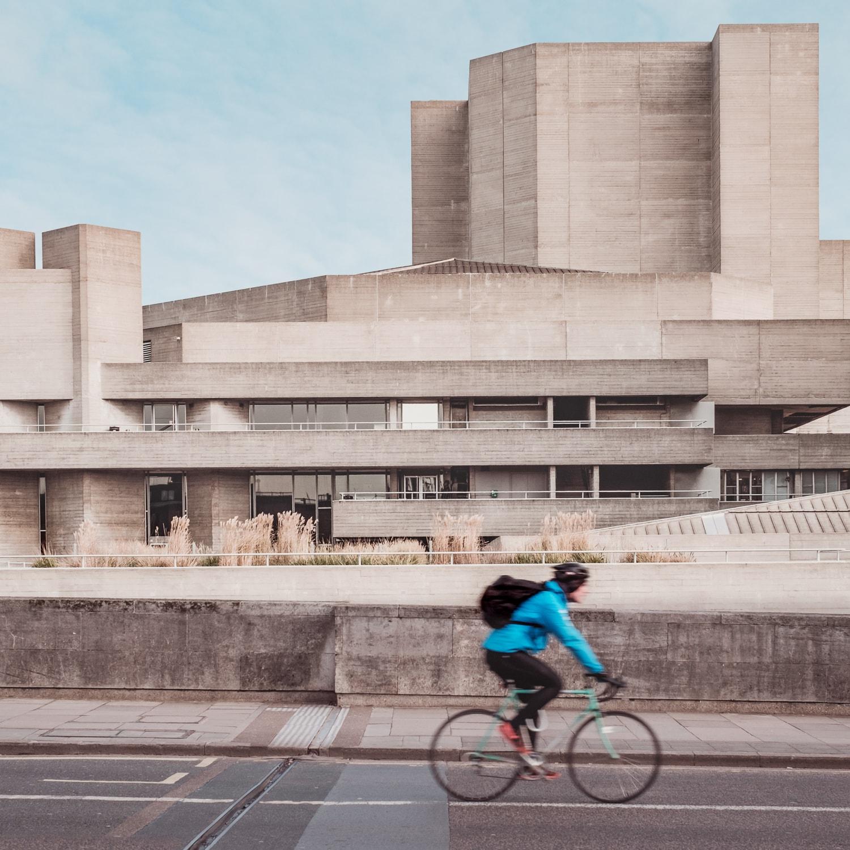 National Theatre, London -  Fujifilm X-T1  &  XF35mm F1.4