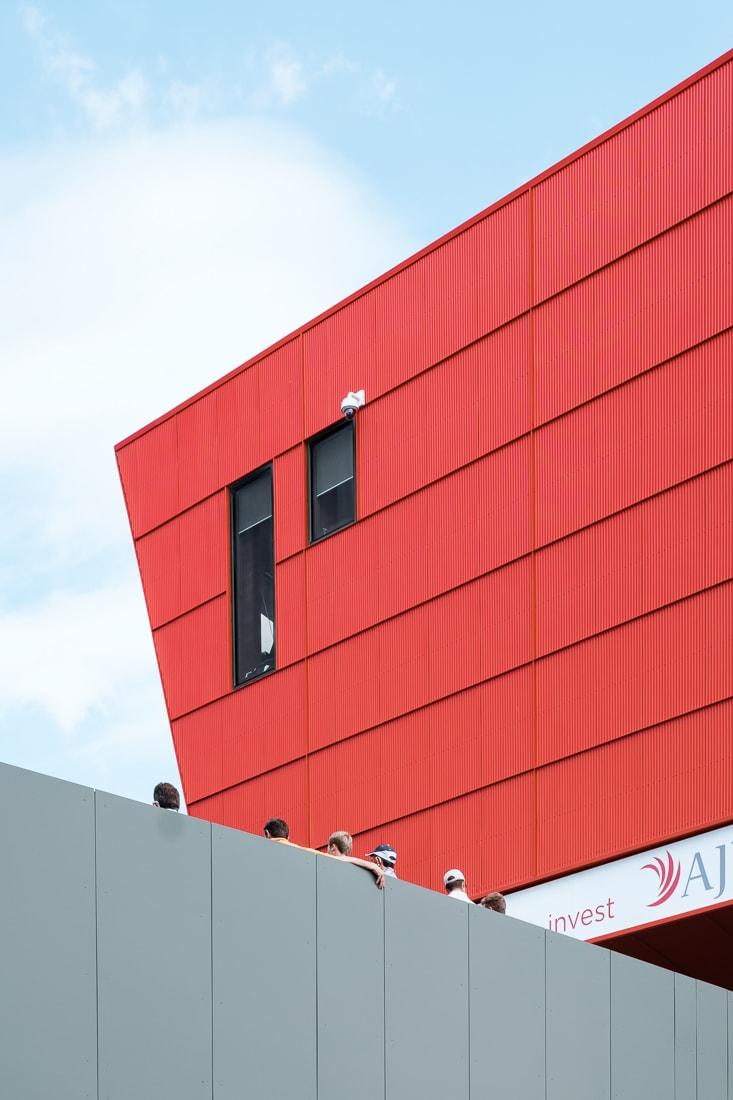 Old Trafford cricket ground, Manchester -  Fujifilm X-T1  &  XF35mm F1.4