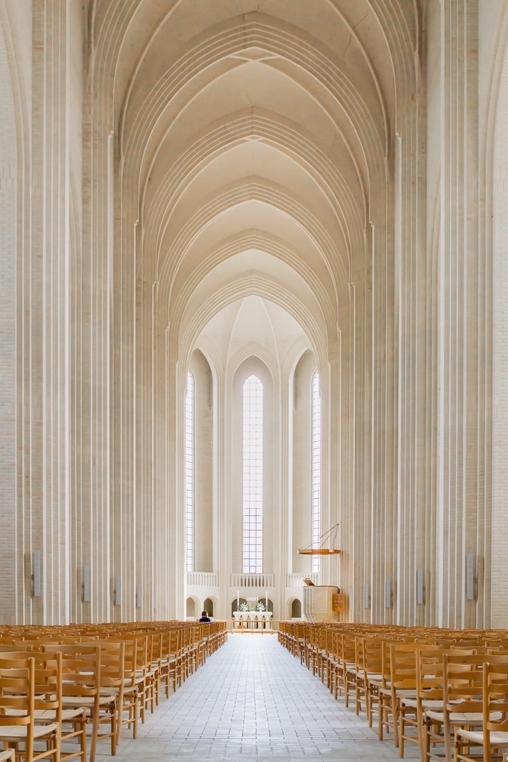 Grundtvigs Church, Copenhagen -  Canon 7D Mk1  &  EF 24-70mm F2.8
