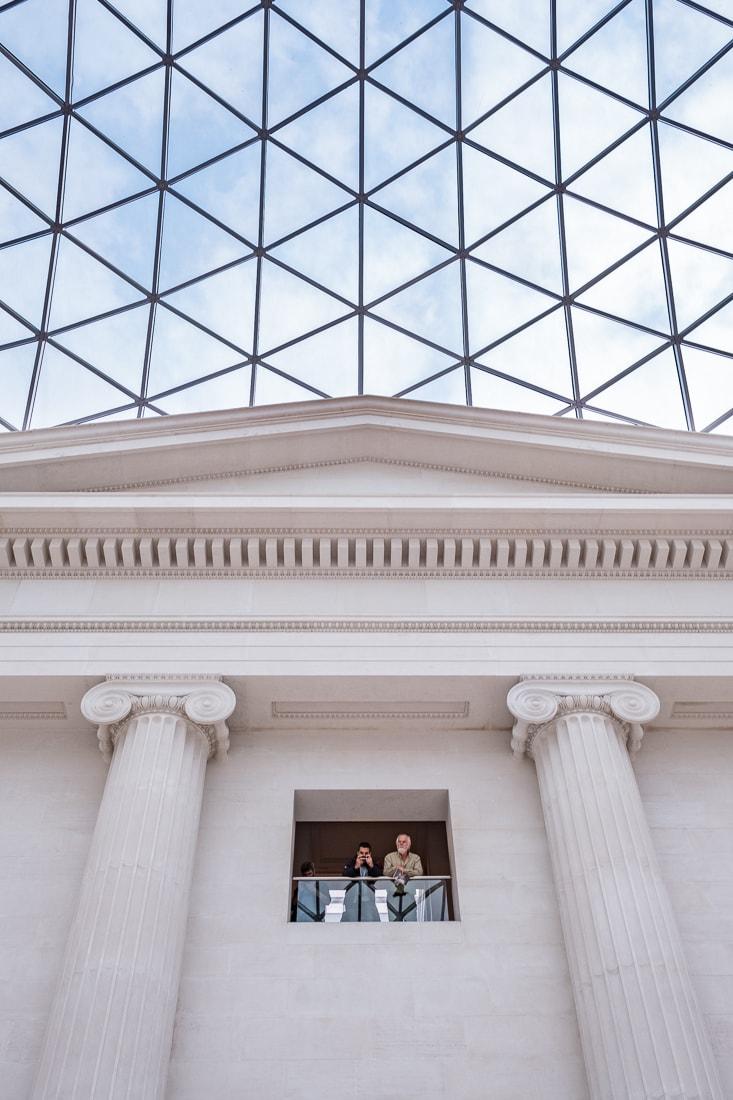The British Museum, London -  Fujifilm X-T2  &  XF23mm F1.4