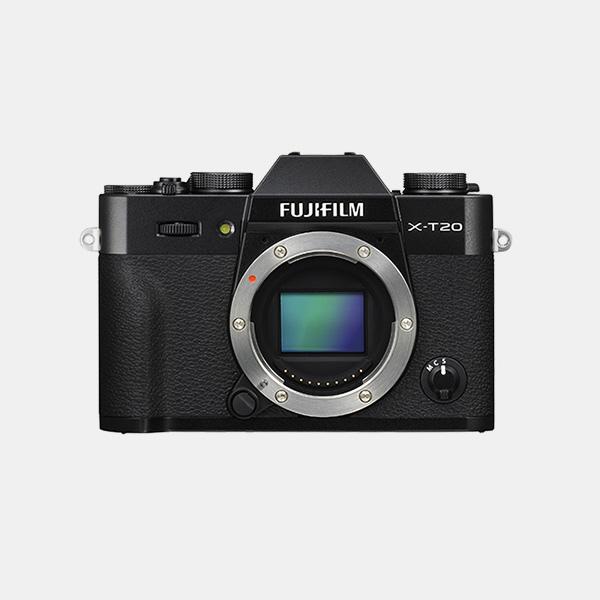 Fujifilm X-T20 (January 2017)