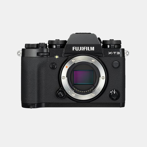 Fujifilm X-T3 (September 2018)