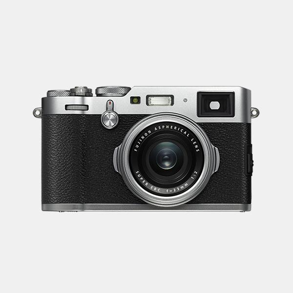 Fujifilm X100F (January 2017)