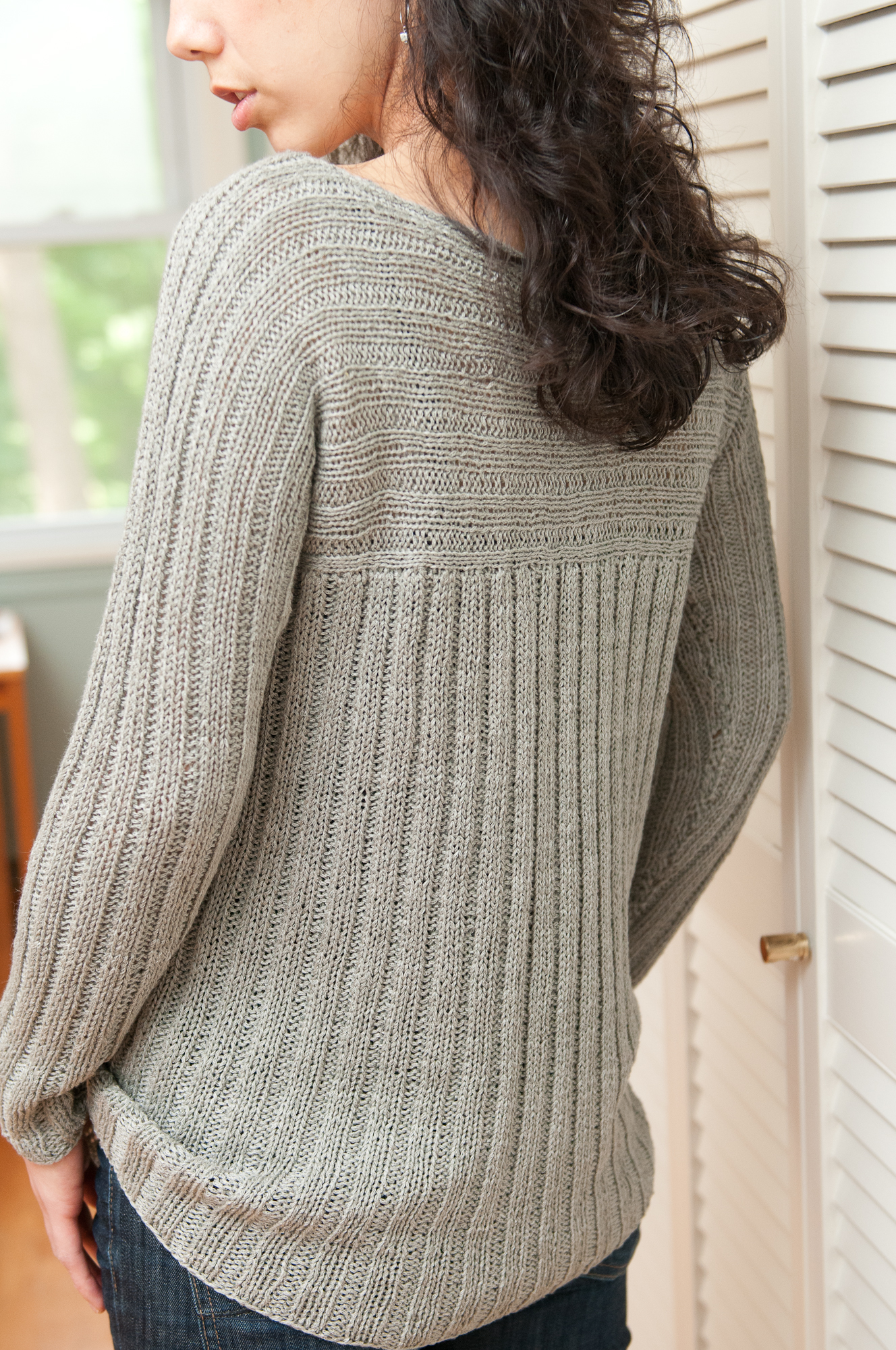 Kiko sweater pattern