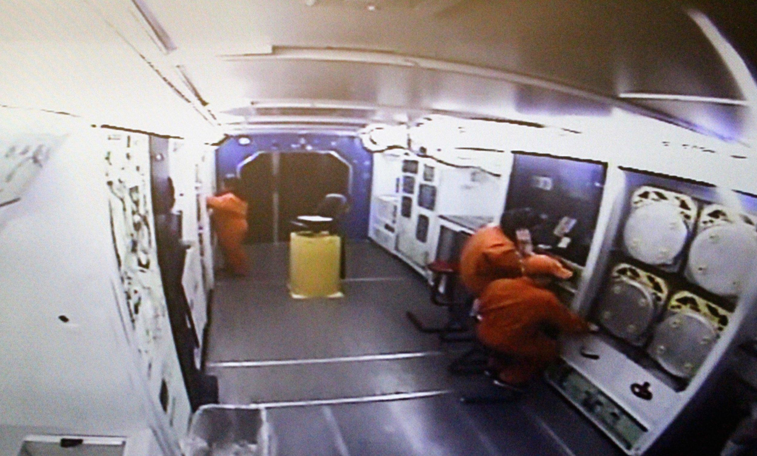 VSDB astronauts at work