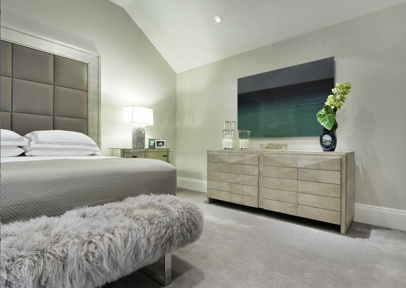 Westchester, NY, Mara Solow Interiors - Artwork by Bonnie Edelman Photography